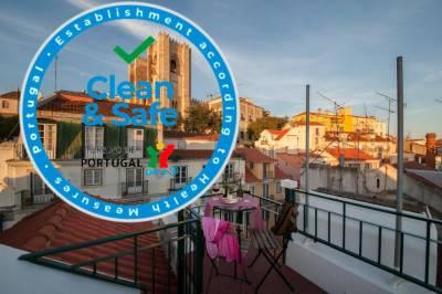 Light Green Apartments - Downtown Lisbon