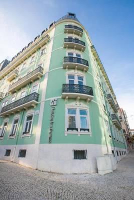 Holiday Inn Express Lisboa - Av. Liberdade