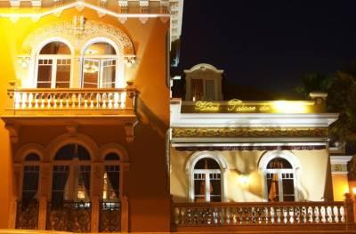 Hotel Palace do Capitao