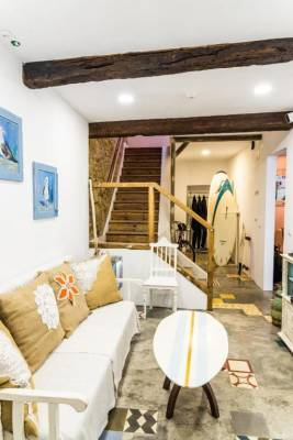 The Surf Embassy Hostel