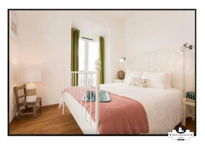Canto do 28, Typical Apartment