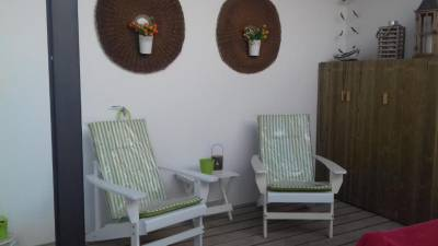 Courtyard House - Sun, Barbecue, Beach