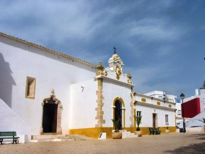Church of the Divino Salvador de Alvor