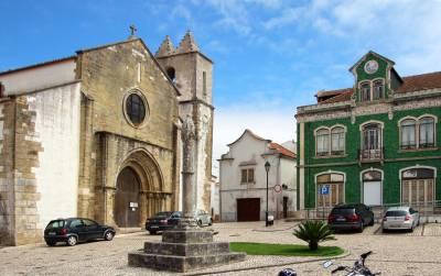 Igreja de Atouguia da Baleia