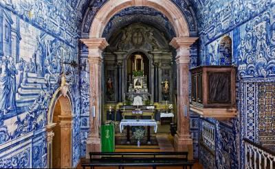 Azulejos - Nossa Senhora dos Remedios - Peniche