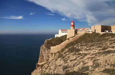 Cabo de São Vicente - Portugal