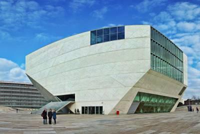 Casa da Musica - Porto