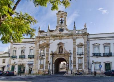 Arco da Vila - Faro