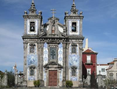 Igreja de Sao Ildefenso