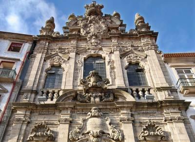 Igreja da Misericórdia - Porto