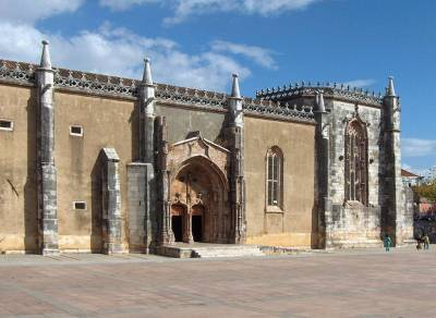 Monastery of Jesus - Setúbal