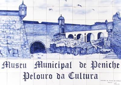 Museu de Peniche Azulejos