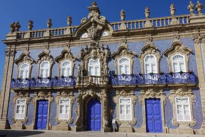 Palácio do Raio - Braga
