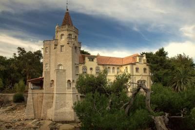 Palácio dos Condes de Castro Guimarães - Cascais
