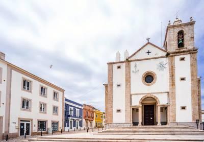Igreja de Sao Pedro - Peniche