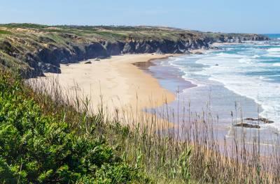 Almograve beach