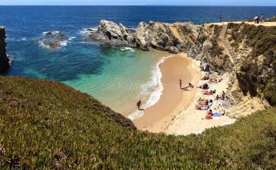 Praia dos Buizinhos - Porto Covo