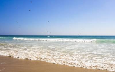 Beach 19 - Lisbon - Costa da Caparica