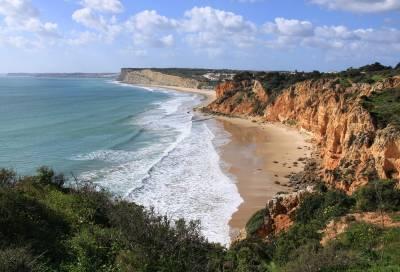 Praia do Canavial and Porto Mos