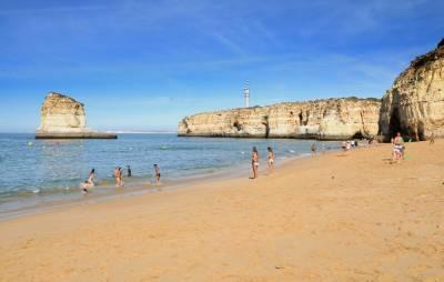 Praia dos Caneiros - Ferragudo