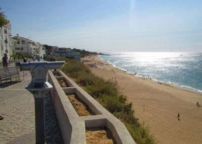 Praia Do Inatel Albufeira
