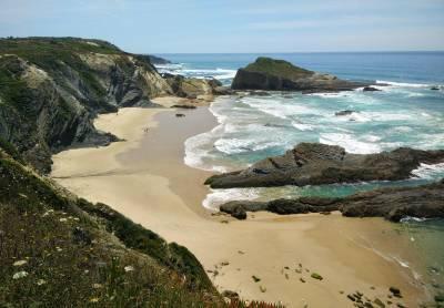 Praia dos Alteirinhos - Zambujeira do Mar