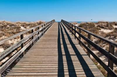 Praia de Manta Rota - Algarve