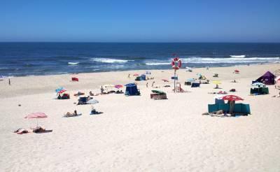 Praia de Mira beach