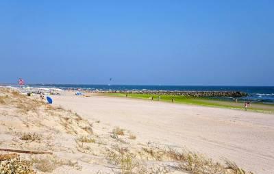 Praia de Santo António - Algarve
