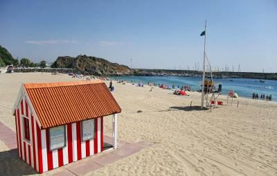 Praia Vasco da Gama - Sines