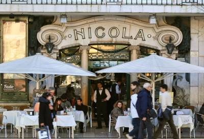 Cafe Nicola - Lisbon