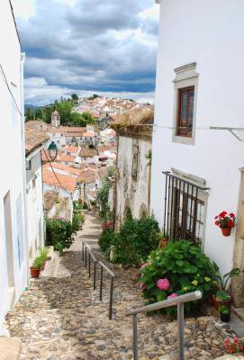 Jewish Quarter - Castelo de Vide