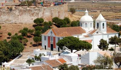 Castro Marim church - Nossa Senhora dos Mártires