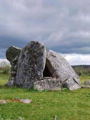 Coureleiros Megalithic Park, Castelo de Vide
