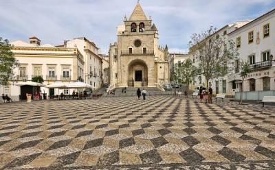 Elvas, Praça da República