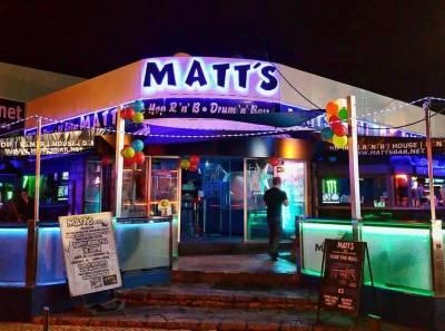 Matt's Bar - Albufeira