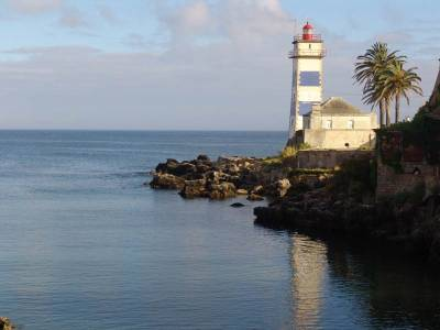 Santa Marta lighthouse - Cascais