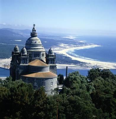 Santuario de Santa Luzia - Viana do Castelo