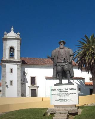 Sines - Vasco da Gama