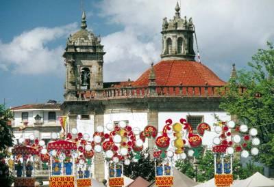 Barcelos Festa Das Cruzes