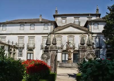Biscainhos Museum - Braga