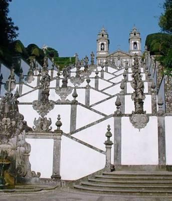 Bom Jesus do Monte Stairway, Braga