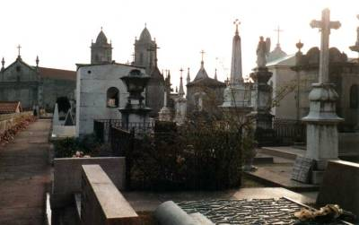 Catholic Cemetery in Porto