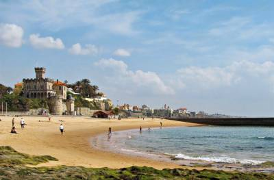 Estoril - Tamariz beach