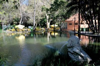 Jardim da Estrela - Lisbon