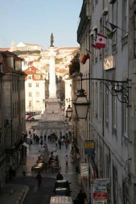 Rossio View - Lisbon