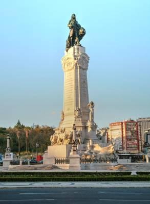 Marques de Pombal Statue - Lisbon