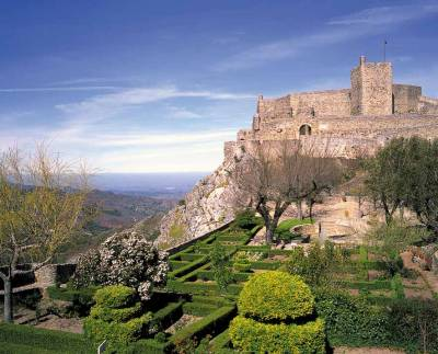 Marvão Castle