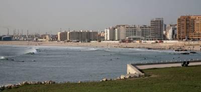 Matosinhos beach