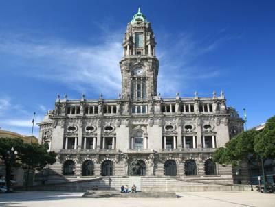 Porto Town Hall (Camara Municipal)